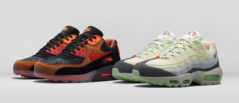 Nike Air Max Halloween Collection 1
