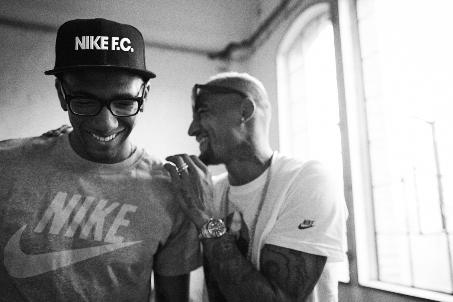 Nike F.C. Holiday 2014 Collection 1