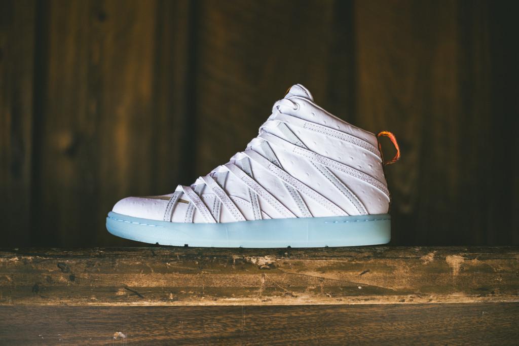 Nike KD 7 Lifestyle White Ice Blue 1