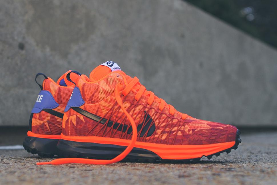 Nike Lunarfresh Sneakerboot Hyper Crimson 1