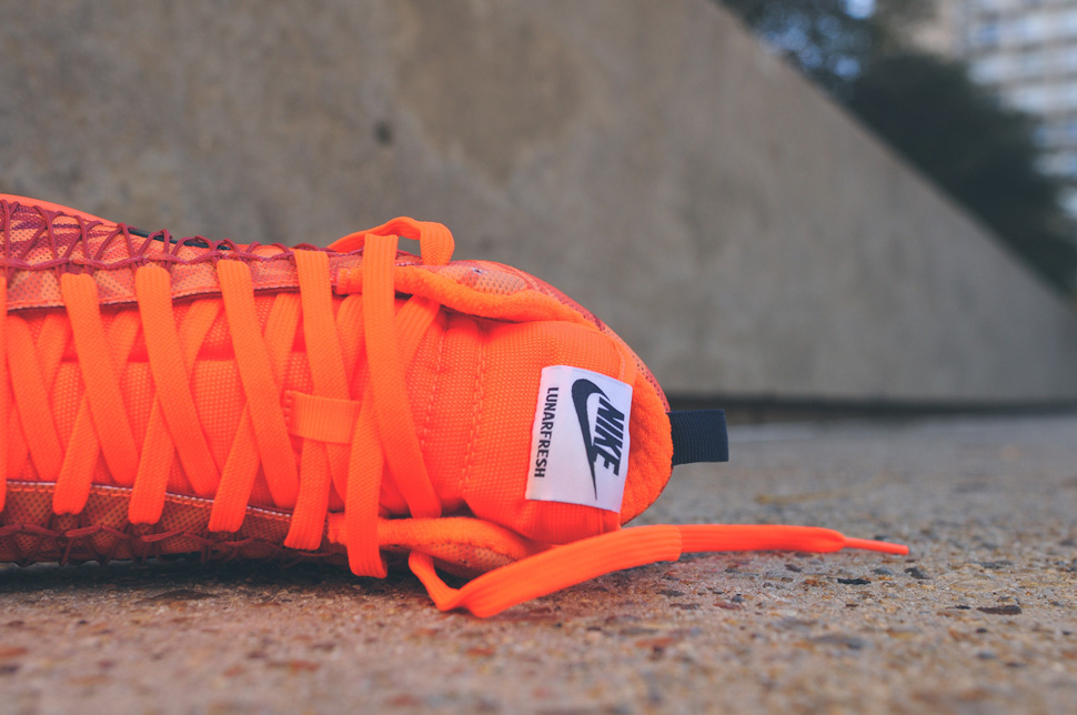 Nike Lunarfresh Sneakerboot Hyper Crimson 2