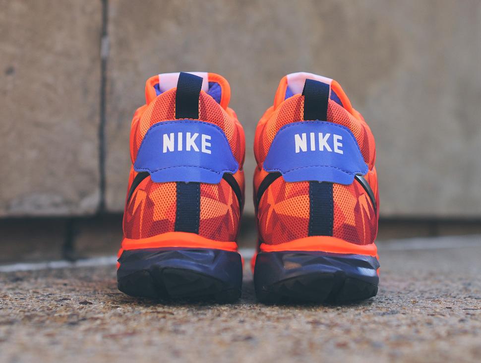 Nike Lunarfresh Sneakerboot Hyper Crimson 5