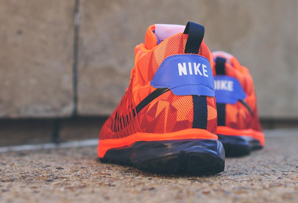 Nike Lunarfresh Sneakerboot Hyper Crimson 6