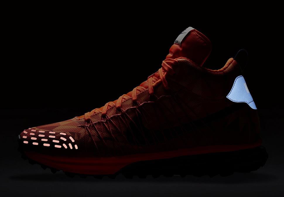 Nike Lunarfresh Sneakerboot Hyper Crimson 9