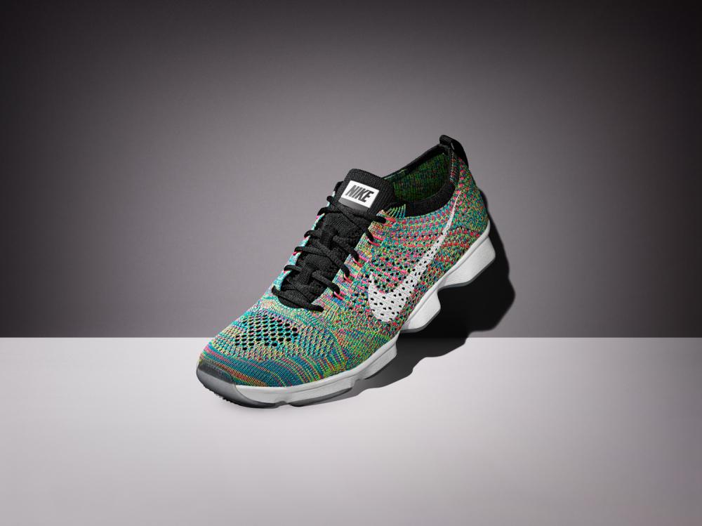 Nike WMNS Flyknit Zoom Agility Multicolor 2 1000x749