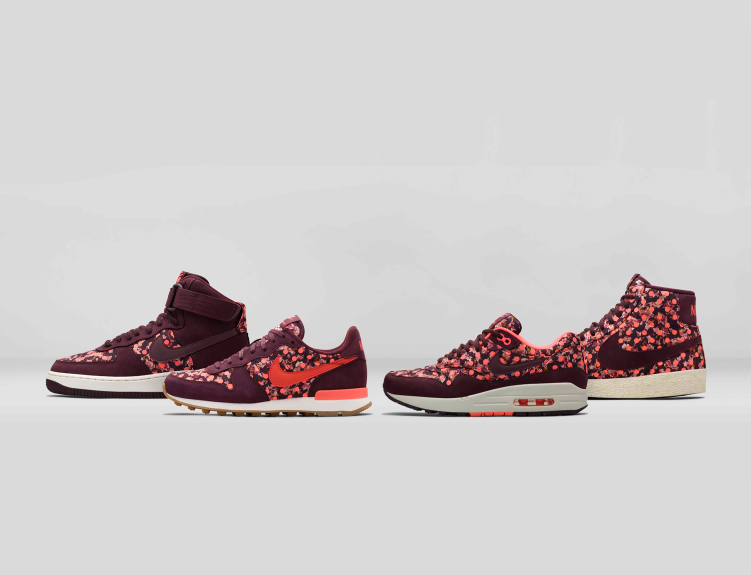 Nike x Liberty Holiday 2014 Collection 2