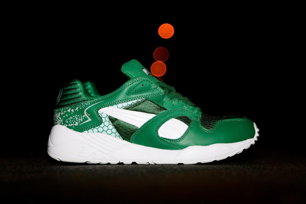 PUMA Green Box Pack 10 1000x666