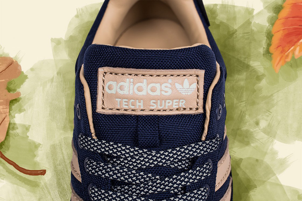Sneakersnstuff x adidas Originals Tech Super Autumn Stories 2