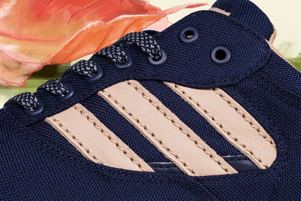 Sneakersnstuff x adidas Originals Tech Super Autumn Stories 4