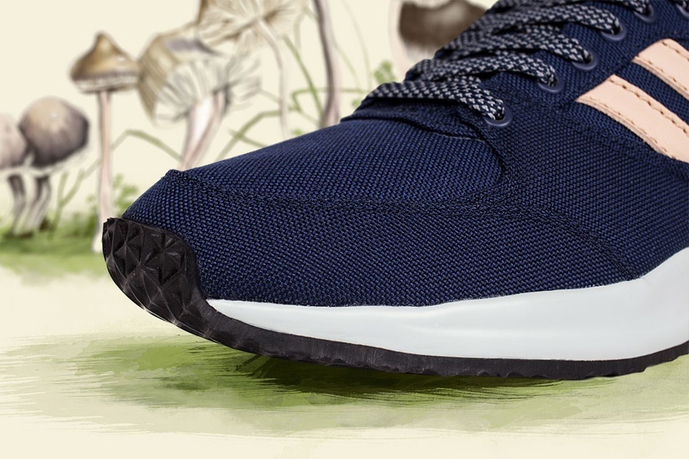 Sneakersnstuff x adidas Originals Tech Super Autumn Stories 5
