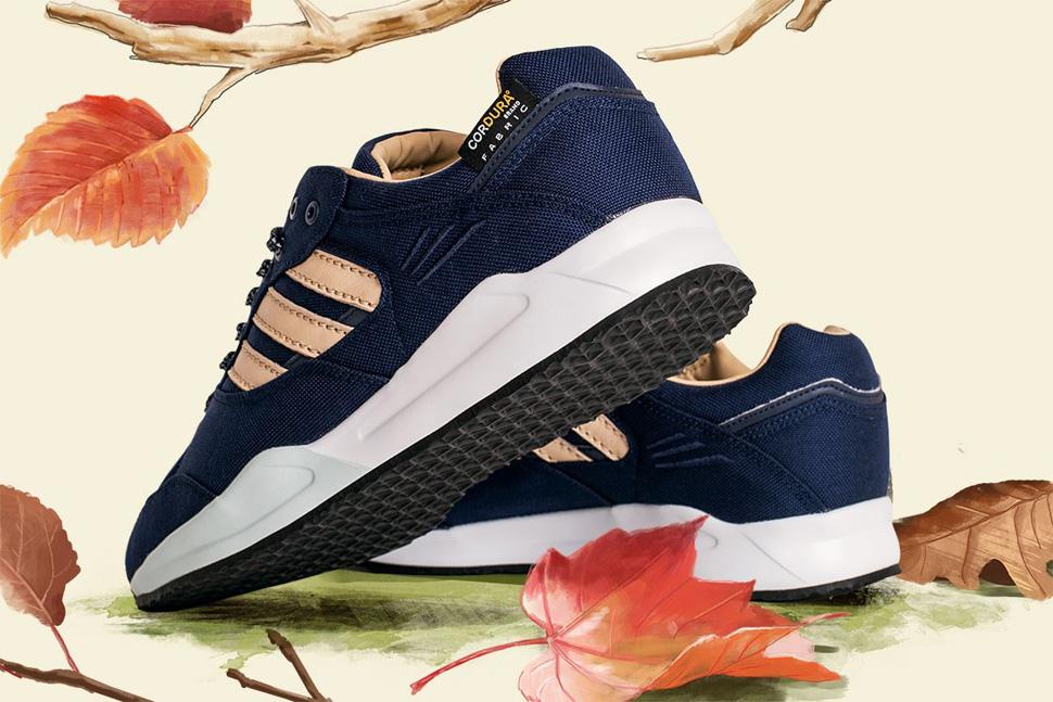 Sneakersnstuff x adidas Originals Tech Super Autumn Stories 7