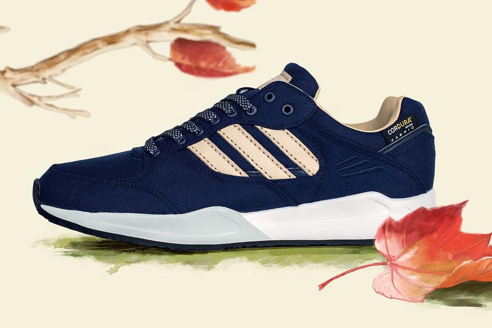 Sneakersnstuff x adidas Originals Tech Super Autumn Stories 8