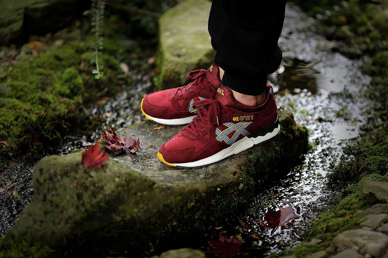 The Good Will Out x ASICS Gel Lyte V Koyo 1