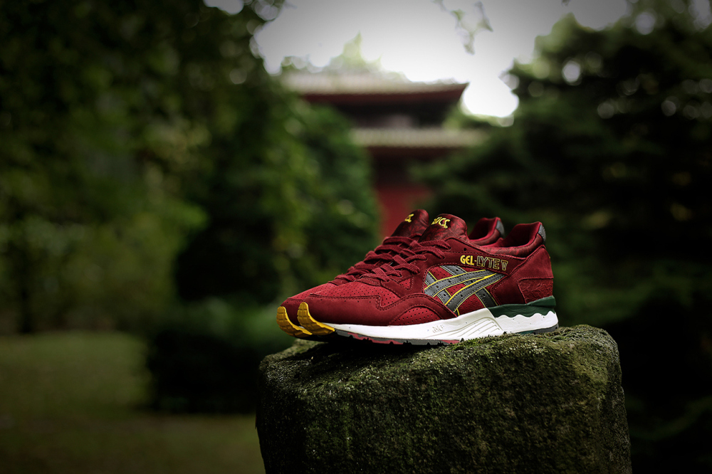The Good Will Out x ASICS Gel Lyte V Koyo 9 1000x666