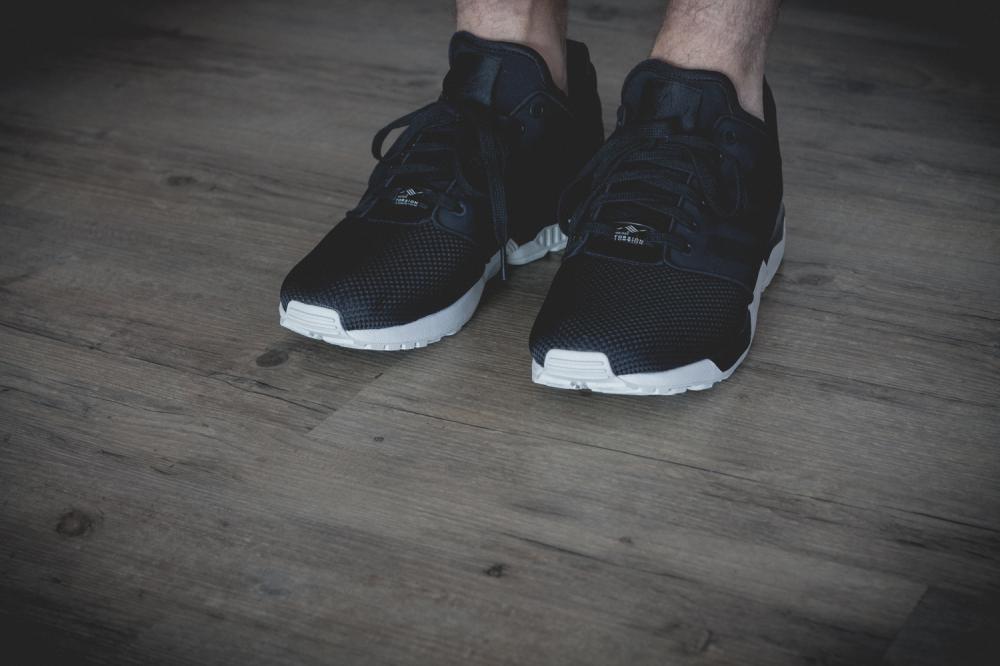 adidas Originals ZX FLUX NPS 2.0 Black Review 4 1000x666
