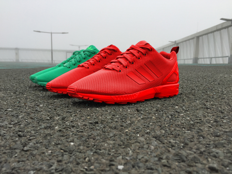 adidas Originals mi ZX FLUX New Colors 1