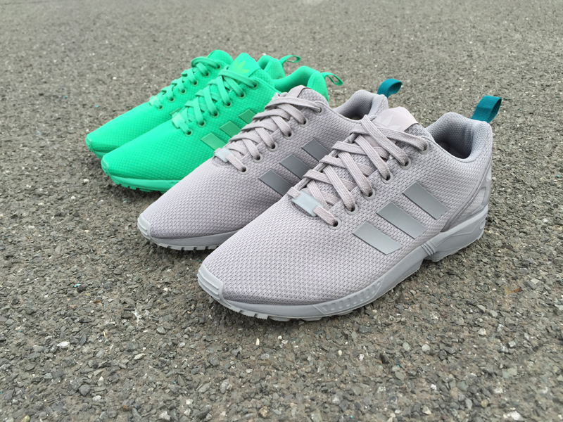 adidas Originals mi ZX FLUX New Colors 6