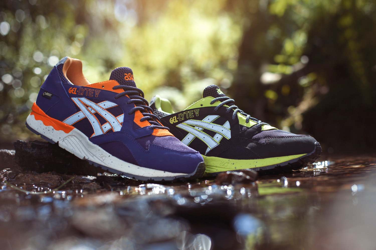 ASICS Gel Lyte V Gore Tex Pack 1