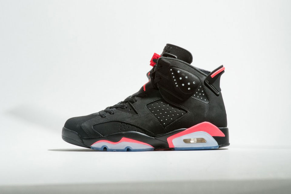 Air Jordan 6 Retro Black Infrared 2