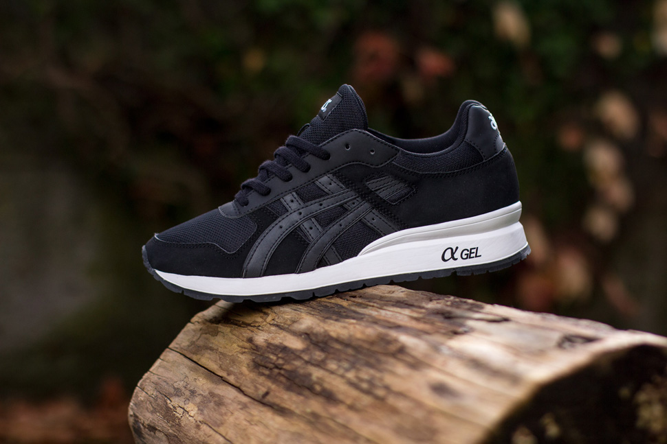 Asics Black White Pack 1