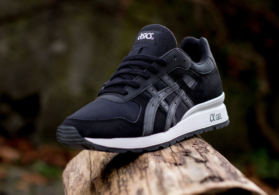 Asics Black White Pack 2