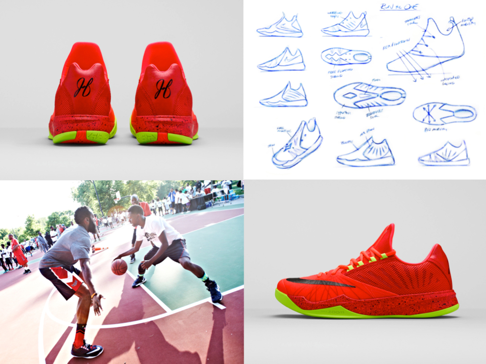 Nike Basketball Zoom Run The One 11 1000x749