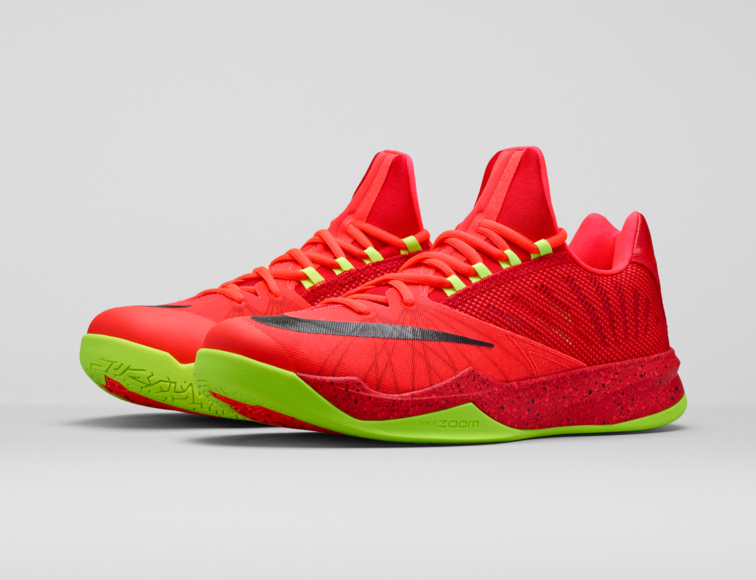 Nike Basketball Zoom Run The One 4