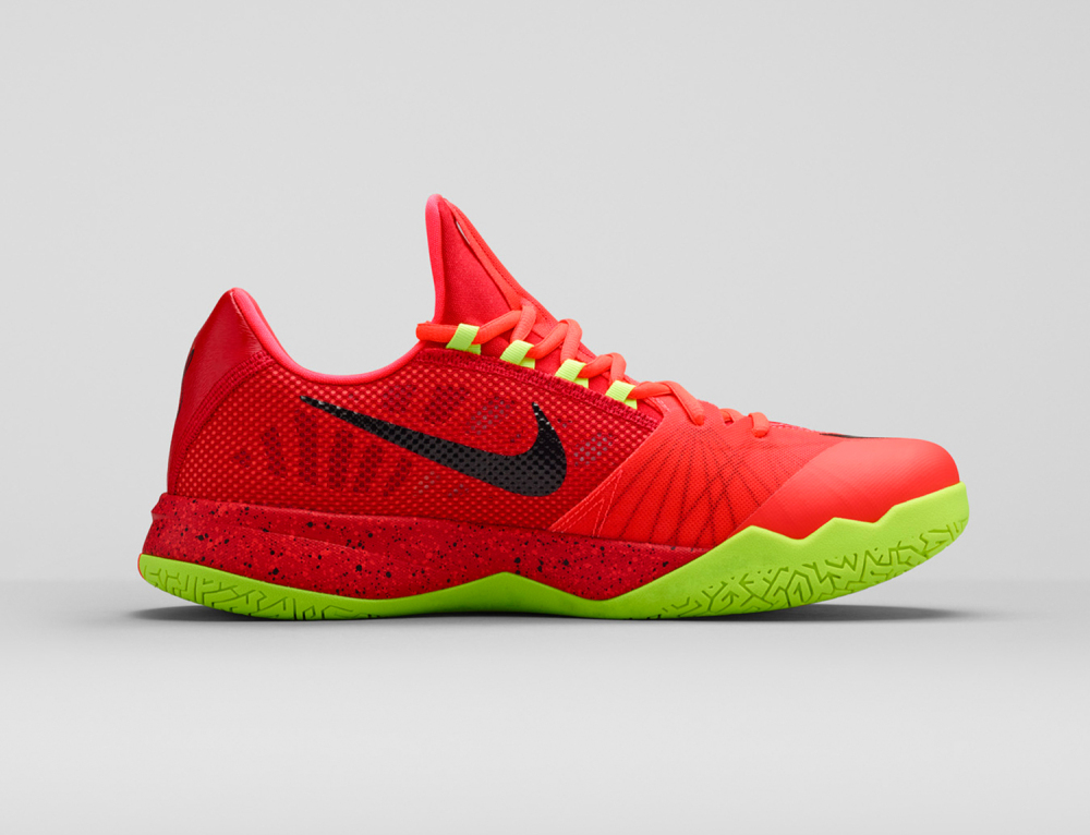 Nike Basketball Zoom Run The One 6 1000x766