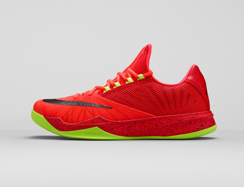 Nike Basketball Zoom Run The One 8 1000x766