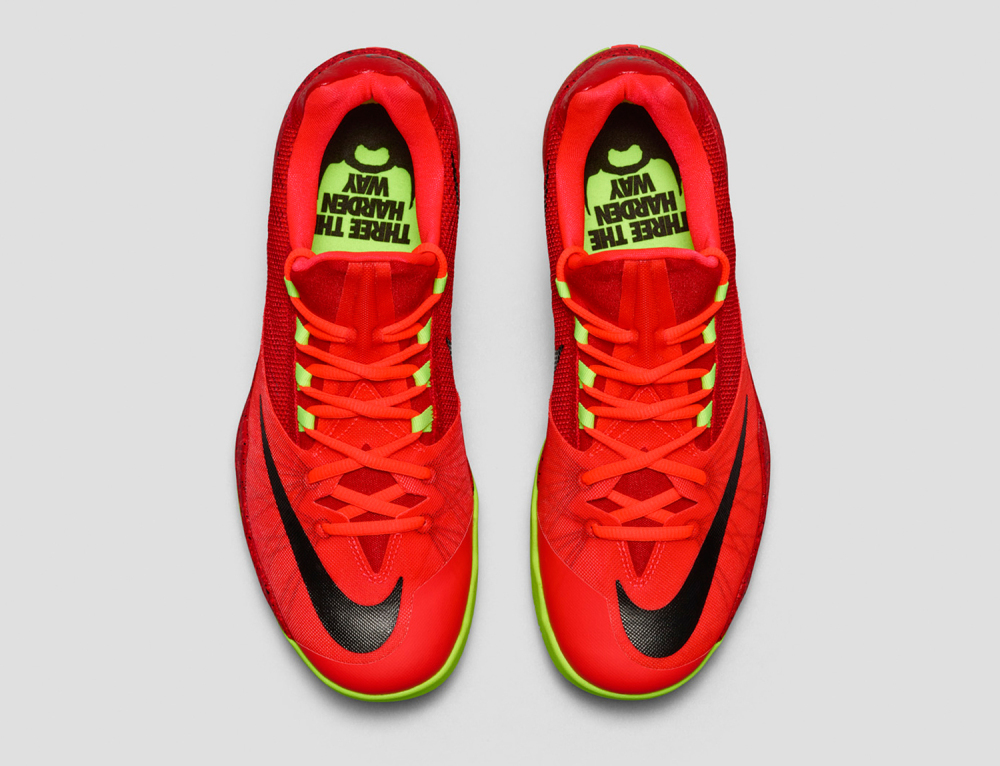 Nike Basketball Zoom Run The One 9 1000x766