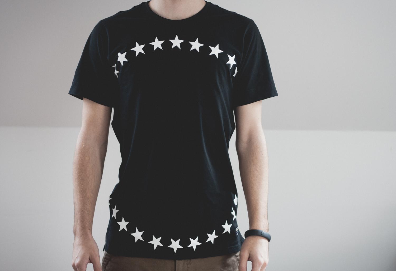 Nike F.C. Stars Black White Review 1