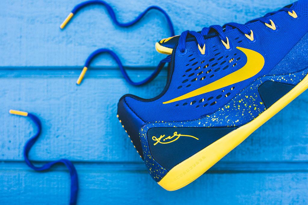 Nike Kobe 9 Gym Blue 1