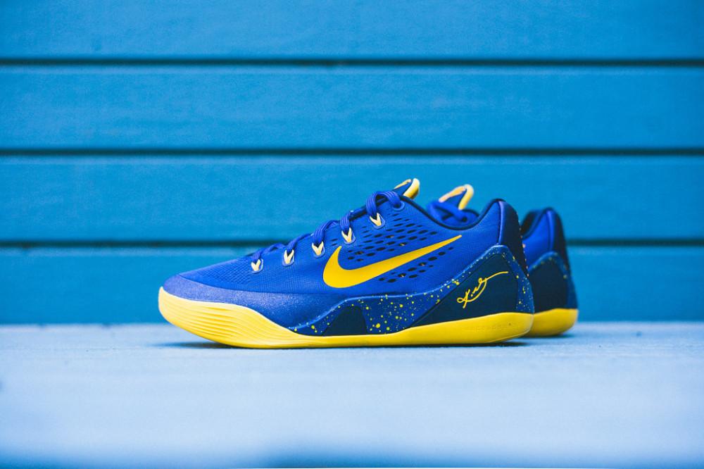 Nike Kobe 9 Gym Blue 2 1000x666