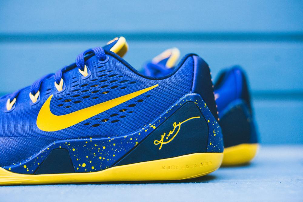 Nike Kobe 9 Gym Blue 3 1000x667