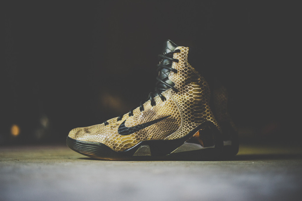Nike Kobe 9 High EXT Black Black 6 1000x666