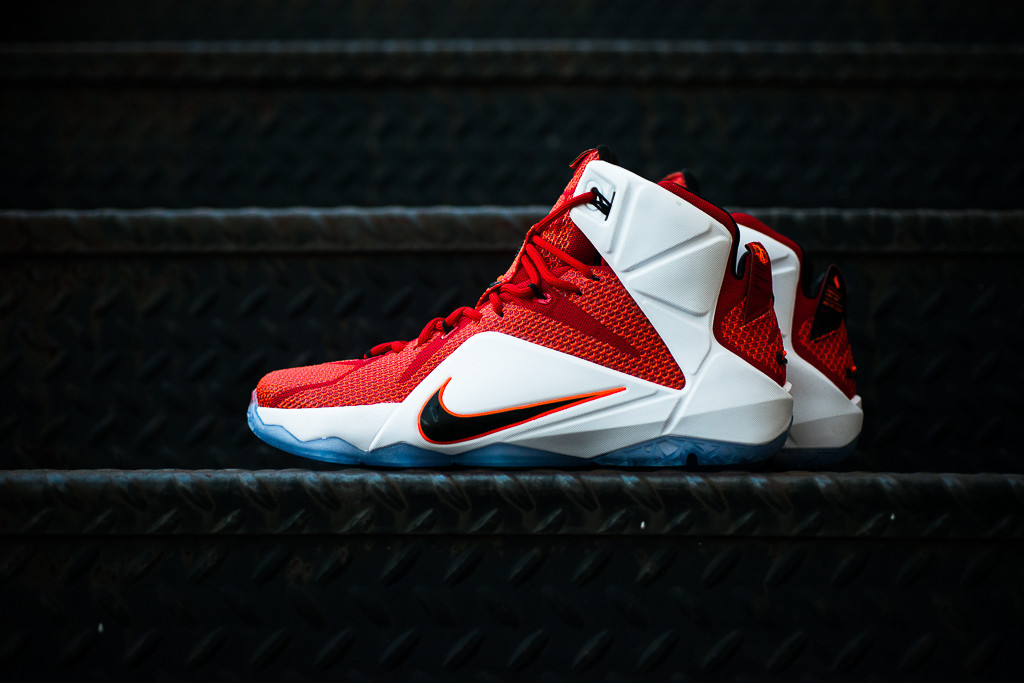 Nike LeBron 12 Heart of a Lion 1