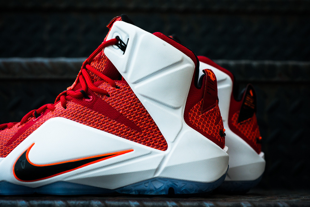 � nike lebron 12 quotheart of a lionquot snkr