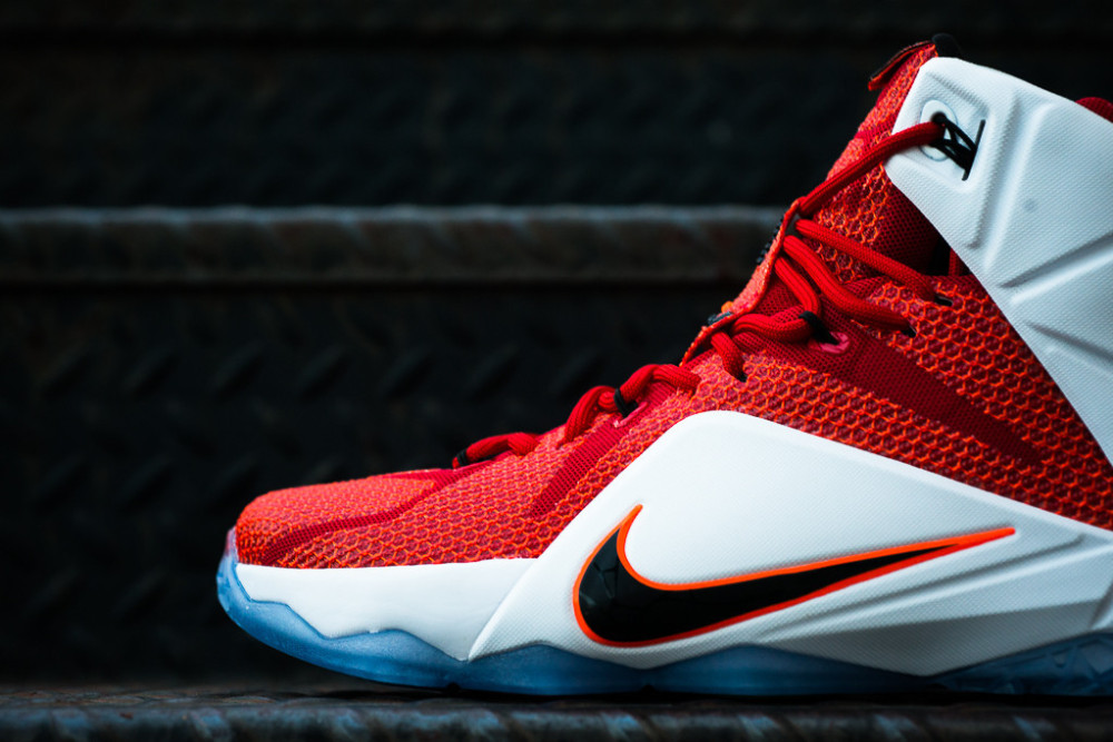 Nike LeBron 12 Heart of a Lion 3 1000x667