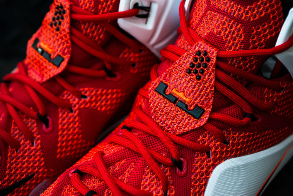 Nike LeBron 12 Heart of a Lion 7 1000x667