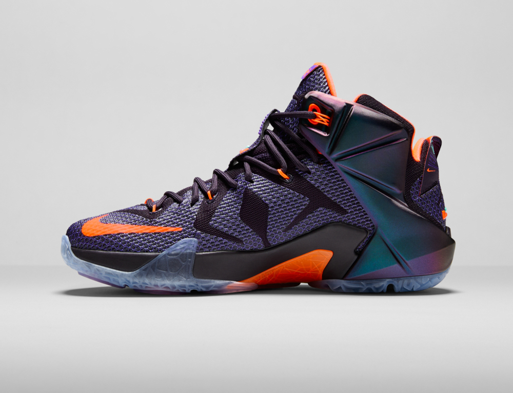 Nike LeBron 12 Personifizierte Leistung 12 1000x766