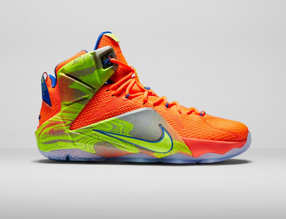 Nike LeBron 12 Personifizierte Leistung 20 1000x766