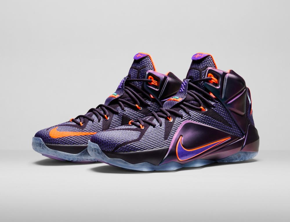 Nike LeBron 12 Personifizierte Leistung 9 1000x766