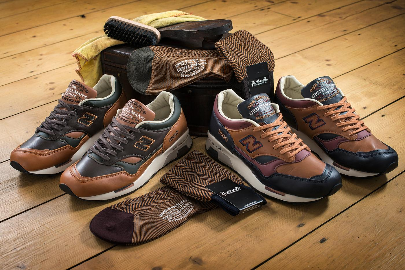 Pantherella x New Balance 1500 Gentlemens Choice Pack 1