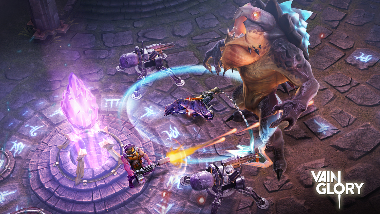 Vainglory Das MOBA Spiel für iOS 1