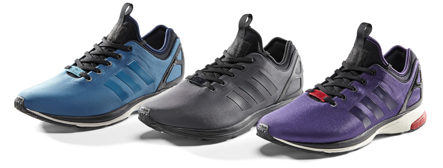 adidas Originals ZX FLUX TECH TEXTILE PACK 19