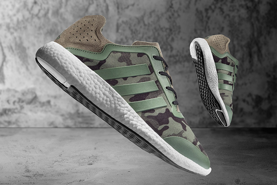 adidas Pure Boost Camo Pack 1