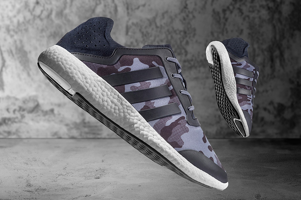 adidas Pure Boost Camo Pack 2