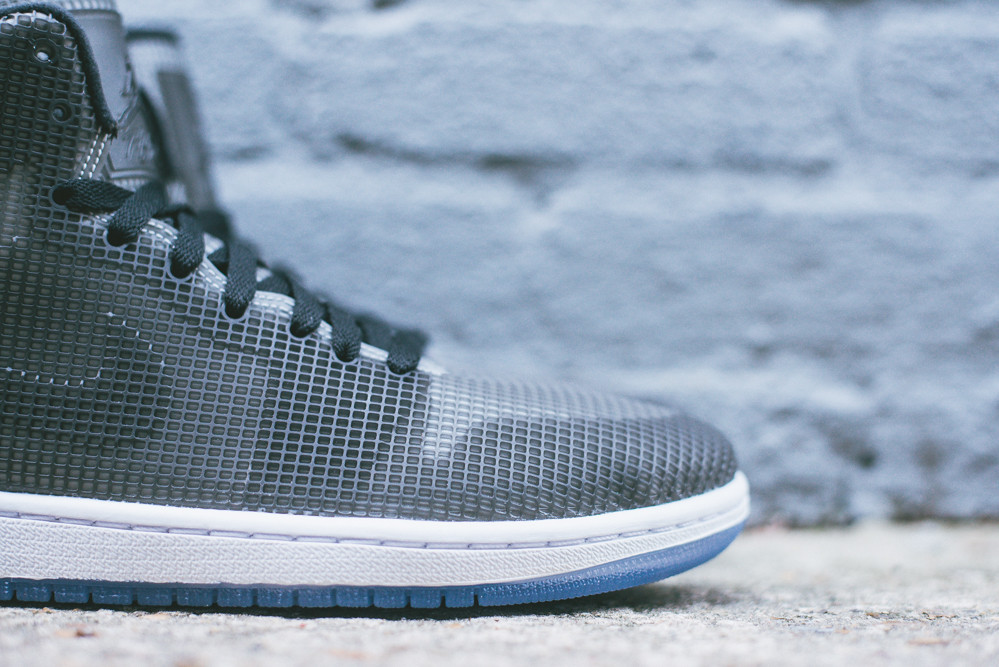 Air Jordan 4LAB1 Black Reflect Silver 5