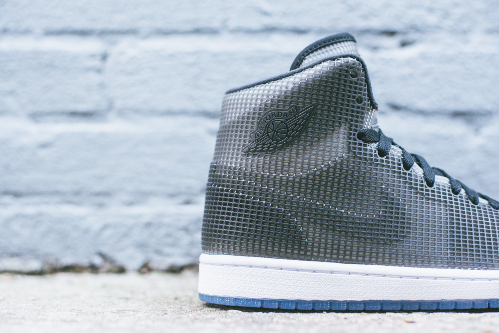 Air Jordan 4LAB1 Black Reflect Silver 6