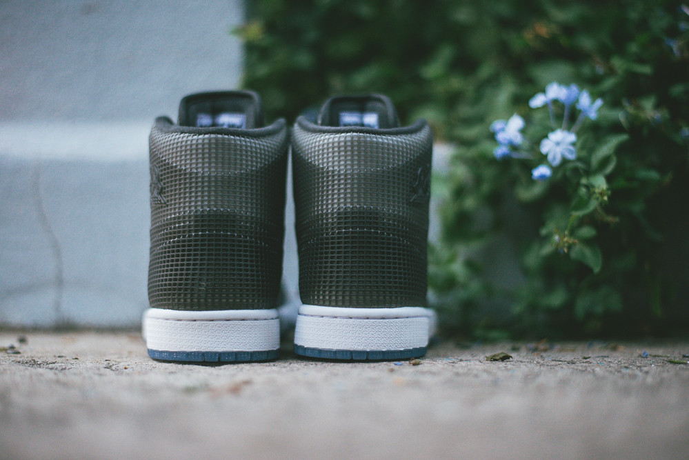 Air Jordan 4LAB1 Black Reflect Silver 8